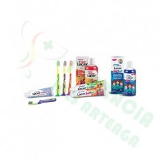 CEPILLO DENTAL INFANTIL LACER JUNIOR VENTOSA