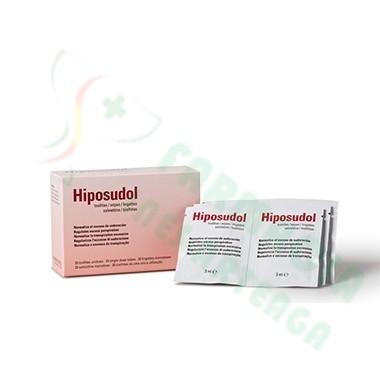 HIPOSUDOL 10 TOALLITAS