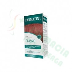 FARMATINT 135 ML RUBIO CAOBA