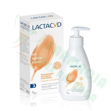 PACK LACTACYD INTIMO GEL SUAVE 200 ML (2 UD)