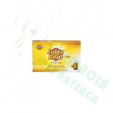 JUANOLA JALEA REAL PLUS (1000 mg., 14 viales)