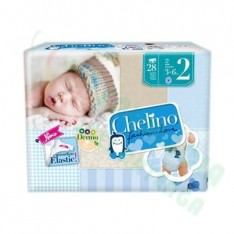 CHELINO FASHION & LOVE PAÑAL INFANTIL T- 2 (3 - 6 KG) 28 PAÑALES