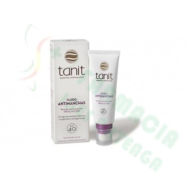 TANIT FLUIDO ANTIMANCHAS 50 ML