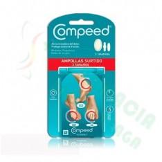 COMPEED AMPOLLAS HIDROCOLOIDE SURTIDO 5 U