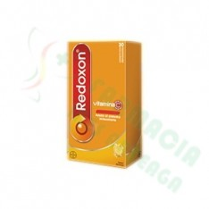 REDOXON VITAMINA C 1000 MG COMP EFERVESCENTES 30 COMP NARANJA