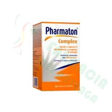PHARMATON COMPLEX CAPSULAS 60 CAPS