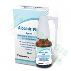 SPRAY ALOCLAIR PLUS 15 ML