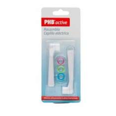 CEPILLO DENTAL ELECTRICO PHB ACTIVE RECAMBIO