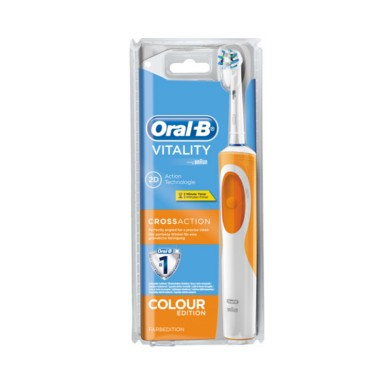 CEPILLO DENTAL ELECTRICO RECARGABLE ORAL B VITALITY CROSS ACTION