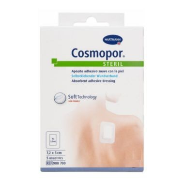 COSMOPOR SKIN COLOR 7,2X5 5APO