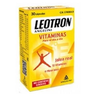 LEOTRON VITAMINAS ANGELINI 30 COMP
