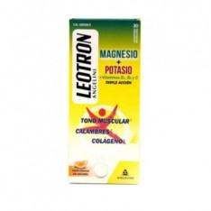 LEOTRON MAGNESIO + POTASIO ANGELINI COMP EFERV 30 COMP