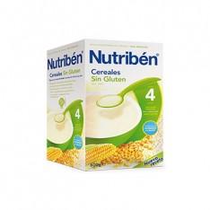 NUTRIBEN CEREALES SIN GLUTEN PAPILLA 300 G