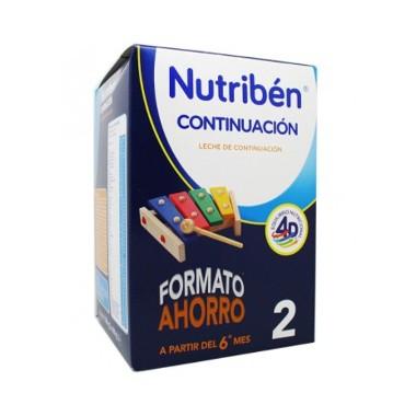 NUTRIBEN CONTINUACION 1200 G