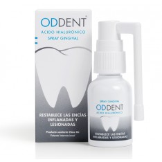 SPRAY GINGIVAL ACIDO HIALURONICO ODDENT 20 ML