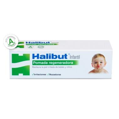 POMADA REGENERADORA HALIBUT INFANTIL 45 G
