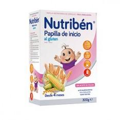 PAPILLA INICIO AL GLUTEN NUTRIBEN 300 G