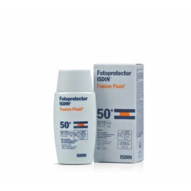 FOTOPROTECTOR FUSION FLUID COLOR SPF-50+ ISDIN 50 ML