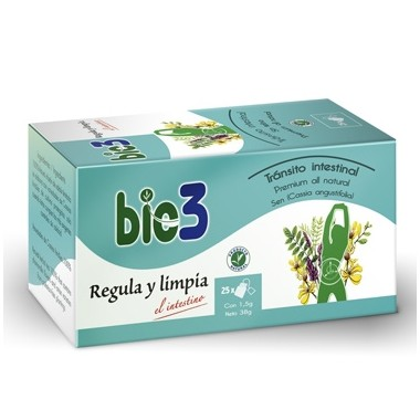 TRANSITO INTESTINAL BIE3 25 FILTROS
