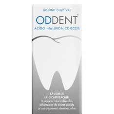 LIQUIDO GINGIVAL ACIDO HIALURONICO ODDENT 150 ML