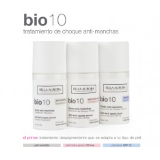 SERUM ANTIMANCHAS BIO10 PIEL NORMAL- SECA BELLA AURORA 30 ML