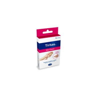 TIRITAS CLASSIC APOSITO ADHESIVO PRECORT 0,5 M X 6 CM