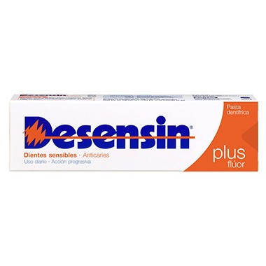 PASTA DENTIFRICA DESENSIN PLUS 125 ML