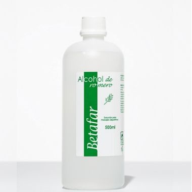 BETAFAR ALCOHOL DE ROMERO 500 ML