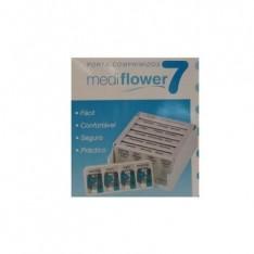 PASTILLERO SEMANAL MEDI-FLOWER 7