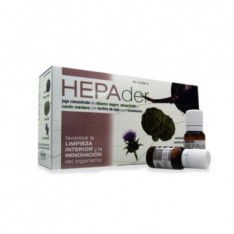HEPADER 10 ML 14 VIALES