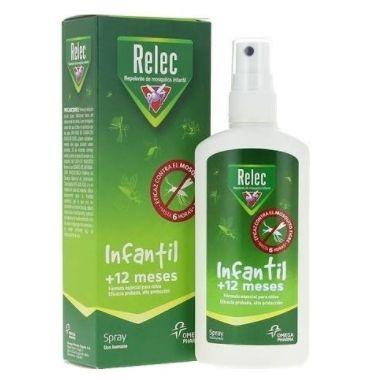 RELEC INFANTIL +12 MESES REPELENTE 100 ML