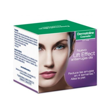 CREMA DE DIA LIFT EFFECT ANTIARRUGAS DERMATOLINE COSMETIC 50 ML