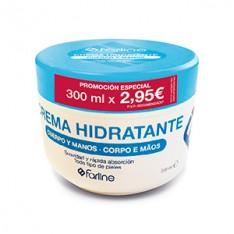 CREMA HIDRATANTE CUERPO Y MANOS FARLINE 300 ML