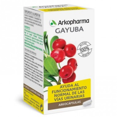 GAYUBA ARKOPHARMA 48 CAPS
