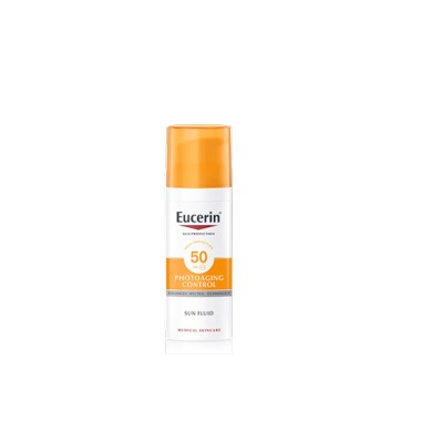 FOTOPROTECTOR SUN FLUID 50+ PHOTOAGING CONTROL EUCERIN SUN PROTECTION 50 ML