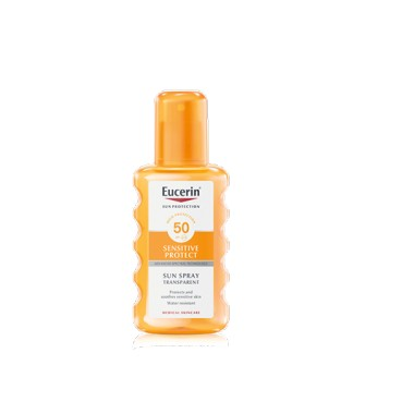 EUCERIN FOTOPROTECTOR SUN SPRAY 50+ SUN PROTECTION 200 ML + LOCION DE REGALO EUCERIN 200 ML