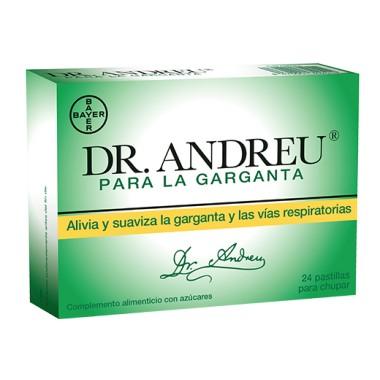 DR ANDREU GARGANTA 24 PAST