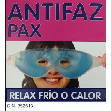 ANTIFAZ PAX RELAX FRIO O CALOR