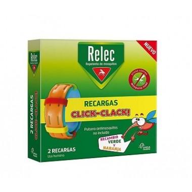 RELEC PULSERA NIÑOS CLICK CLACK RECARGAS