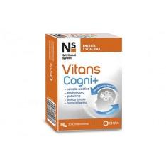 NS VITANS COGNI+ 30 COMP