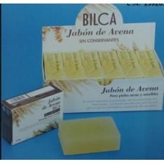 BILCA JABON DE AVENA 125 G