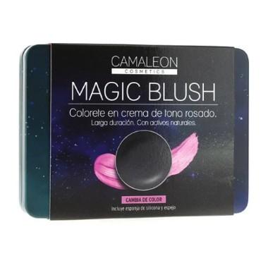 COLORETE EN CREMA NEGRO MAGIC BLUSH CAMALEON 4 G