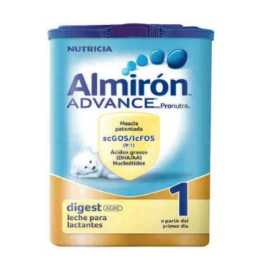 ALMIRON ADVANCE CON PRONUTRA DIGEST 1 POLVO 800 G