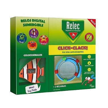 RELEC PULSERA CLICK PEZ
