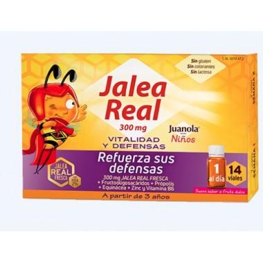 JALEA REAL NIÑOS VITALIDAD Y DEFENSAS JUANOLA 14 VIALES