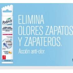 DESODORANTE SPRAY ELIMINA OLORES ZAPATOS PODOVIS 100 ml