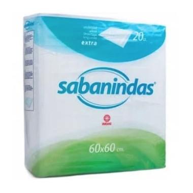 PROTECTOR DE CAMA SABANINDAS 60 X 60 20 U