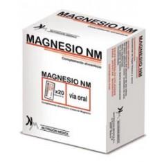 MAGNESIO NM 20 SOBRES 1 GRAMO