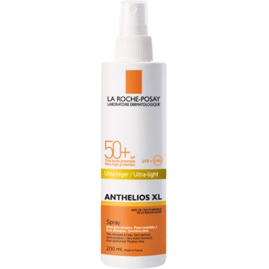 ANTHELIOS FOTOPROTECTOR SPRAY SPF 50+ 200 ML