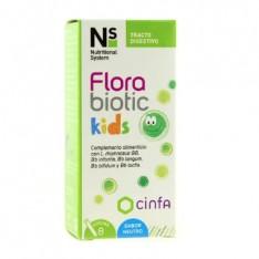 NS FLORABIOTIC KIDS 8 SOBRES (PROBIOTICO)